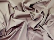 Stretch Sateen Fabric  Heather