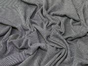 Soft Jersey Knit Fabric  Grey