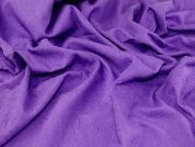 Textured Jacquard Fabric  Purple