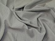 Textured Jacquard Fabric  Grey