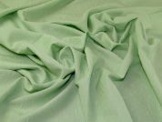 Textured Jacquard Fabric  Pastel Green