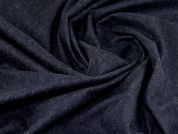 Stretch Denim Fabric  Indigo Blue