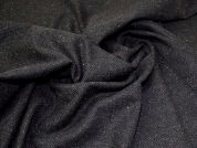 Wool Blend Coating Fabric  Grey Multi
