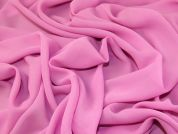 Polyester Georgette Fabric  Candy Pink