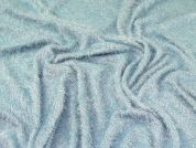 Sweater Knit Fabric  Ice Blue