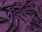 Crinkle Taffeta Fabric  Purple