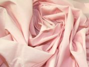 Stretch Shirting Fabric  Baby Pink