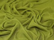 Single Gauze Fabric  Green