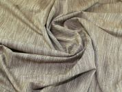 Wool Suiting Fabric  Brown