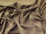 Stretch Suiting Fabric  Beige