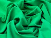 Polyester Suiting Fabric  Emerald Green