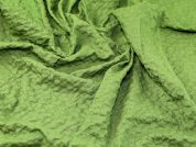 Cotton Gauze Fabric  Green