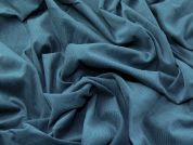 Plain Needlecord Dress Fabric