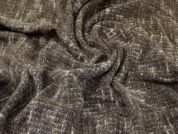 Wool Coating Fabric  Brown