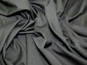 Two Way Stretch Suiting Dress Fabric  Dark Olive Green