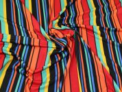 Soft Jersey Knit Fabric  Multicoloured