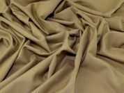Wool Suiting Fabric  Camel