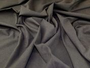 Viscose Suiting Fabric  Grey Brown