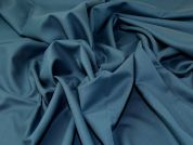 Wool Suiting Fabric  Teal