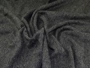 Wool Coating Fabric  Grey