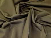 Twill Suiting Fabric  Army Green