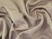 Wool Blend Coating Fabric  Fawn