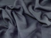 Wool Blend Coating Fabric  Dark Grey