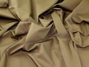Cotton Twill Fabric  Camel Brown