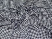 Cotton Voile Fabric  Grey