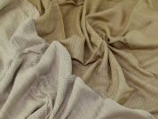 Double Cotton Gauze Fabric  Beige