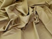 Cotton Rayon Twill Fabric  Camel