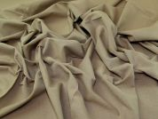 Textured Suiting Fabric  Beige