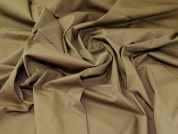 Cotton Twill Fabric  Camel