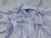 Rayon Voile Fabric  Pastel Blue