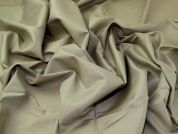 Cotton Linen Twill Fabric  Beige