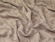 Chenille Knit Fabric  Taupe