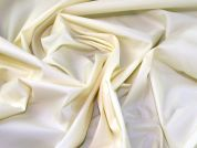 Taffeta Lining Fabric  Cream