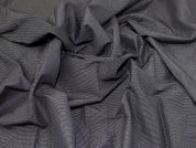 Cotton Shirting Fabric  Black