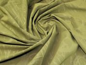 Rayon Shirting Fabric  Olive Green