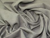 Wool Blend Coating Fabric  Grey