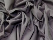 Stretch Suiting Fabric  Warm Grey