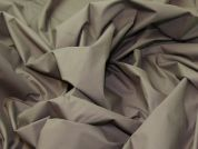 Techno Suiting Fabric  Taupe