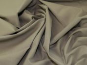 Stretch Suiting Fabric  Stone