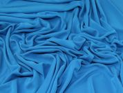 Slinky Jersey Fabric  Turquoise