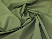 Stretch Suiting Fabric  Olive Green