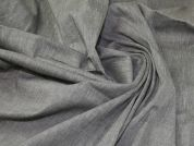 Linen Cotton Fabric  Grey