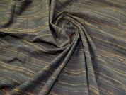 Rayon Shirting Fabric  Brown