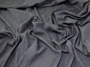 Crinkle Shirting Fabric  Grey