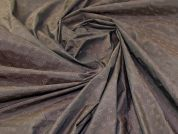 Polyester Taffeta Fabric  Brown