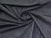 Faux Suede Fabric  Black